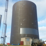 Port Fairy Tank refurbishment