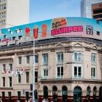 Young & Jackson Hotel Billboard (Hanlon Ind)
