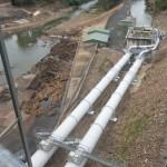 Glenmaggie Pipline Lead Removal