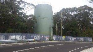 Avoca Heights Tank