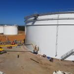 United Fuel Tanks Hastings