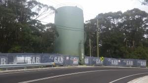 Avoca Heights Tank